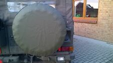 Mercedes lobo reserveradhülle rueda de repuesto funda reserveradabdeckung 235/85 r16