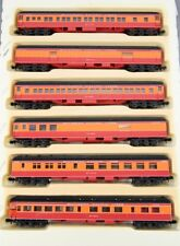 N Rivarossi Heavyweights Southern Pacific Lines 6 Car Set (580019)