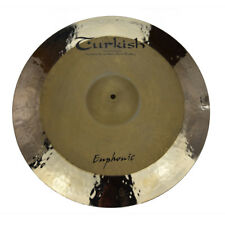 "TURKISH CYMBALS Becken 22"" Ride Rock Euphonic bekken cymbale cymbal 3160g"