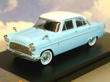 Premium-X / IXO 1/43 DE METAL 1959 FORD Cónsul MK2 MKII luz BLU / Blanco Techo