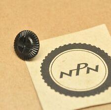 New NOS Arai HJC Icon Helmet Visor Gear Plate Black Replacement Screw (Qty of 1)