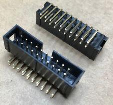 "230  X 3012-20G00RBA OUPIIN   20WAY R/A MALE BOX HEADER  2.54mm  0.1"""