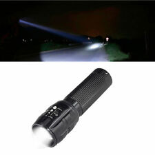 5000LM 2017 NEW HOT Hot Torch Light XM-L T6 LED Flashlight Zoomable Light AAA T7