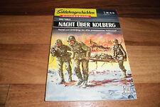 SOLDATENGESCHICHTEN Sonderband # 36 -- NACHT über KOLBERG /pommersche Hafenstadt
