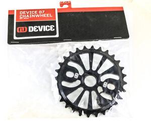 "Redline Device G7 28T 1/8"" BMX Bike Chainring 28T 6061 Alloy 19 22 24mm NEW"