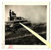 WH schw.Panzer im Kampf bei Gorodok Russland Mai 1943