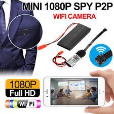 Mini Wifi IP SD Spy Cam Wireless Sorveglianza Video Camera IOS Android AC1493