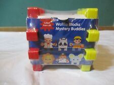 Little tikes waffle blacks mystery buddies collectible surprise inside yellow