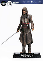 Action-Figur ASSASSIN´S Creed Aguilar Michael Fassbender 18 CM Statuen Kino #1