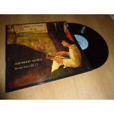 ENZO GIECO chants et danses de la renaissance espagnole ACCORD Lp 1980