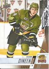 Cam Dineen #265 - 2017-18 CHL - Base - North Bay Battalion