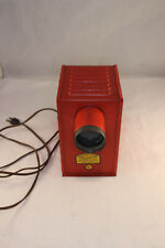 Vintage 1950's Magna-Vue Projector 100w Tin housing w/ Working Light Model C1