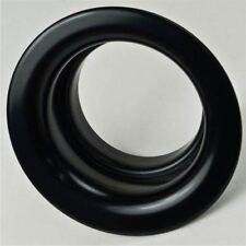 Revotec ALUMINIO aire admisión / Admisión 76mm Anodizado Negro (ai76blk)