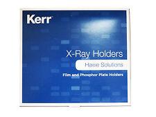 Dental Kerr X-Ray Film Phosphor Plate Holders Super-Bite w/ Ring Assorted Kit