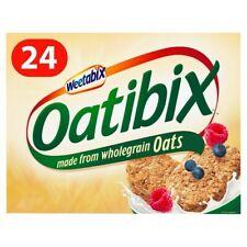 Weetabix Oatibix Cereal 24 Pack X 2