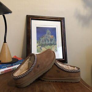 Women's UGG Chestnut Tasman Slippers- size 6- #5955