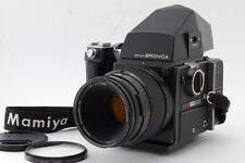 [EXC+++++]Bronica SQ-A w/PS 110mm F4,Film Back,Speed Grip,Strap,From Japan#141