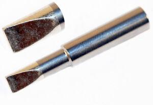 Hakko T18-S3 Soldering Tip for Hakko FX-888/FX-8801 - Chisel - 5.2 mm x 18 mm