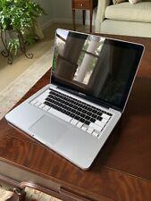 "USED MacBook Pro 13"" Mid 2012 i7 2.9GHZ 8gb RAM 500GB"