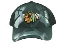 New Chicago Blackhawks Youth One Size Fits Most Official Reebok Center NHL Hat