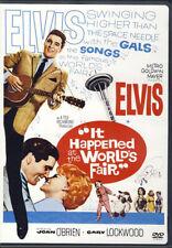 IT HAPPENED AT THE WORLD S FAIR - ELVIS (WHITE COVER) (DVD)