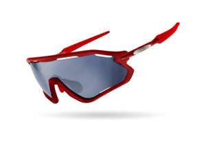 2020 Limar VEGA Polycarbonate Cycling Sunglasses : RED