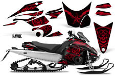Yamaha FX Nytro Decal Graphic Kit Sled Snowmobile Wrap Decals 2008-2014 HAVOC R
