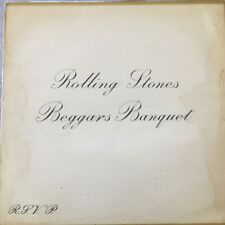 ROLLING STONES: Beggars Banquet (Decca / Bild und Funk SLK 16 570-P Stereo)