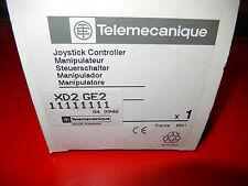Telemecanique xd2 ge2 11111111 joystick Controller, manipulateur, manipulador