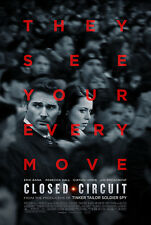 CLOSED CIRCUIT DVD DISC ONLY - ERIC BANA - REBECCA HALL - AUTHENTIC US RELEASE