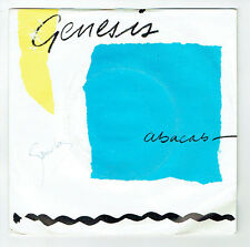 "Genesis Vinyl 45 RPM 7 "" Abacab - Another Record - Famous Charisma Label 6000711"