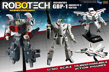 Macross Robotech Rick VF-1J GBP-1 Heavy Armored Veritech 1/100 Transformable-New