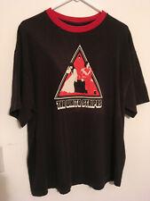 Vintage XL White Stripes Vintage T-Shirt Elephant Tour - Rare - Jack White