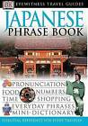 NEW Japanese Phrase Book (Eyewitness Travel Guide ) by DK