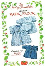 Work Frock LA size by the Paisley Pincushion