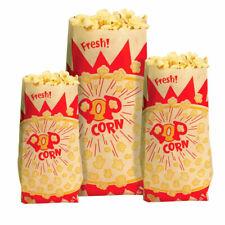 Popcorn Machine Supplies Popcorn Bags Medium 15oz