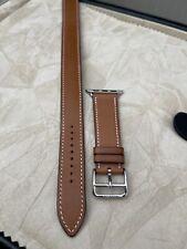 Hermès Apple Watch Band Fauve Barenai 38mm