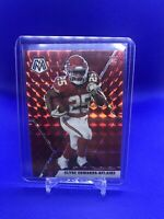 2020 PANINI MOSAIC FOOTBALL #212 CLYDE EDWARDS-HELAIRE RED RC SSP CHIEFS ROOKIE