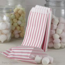 Pastel Pink Candy Bags x 25 - Perfect for candy buffet