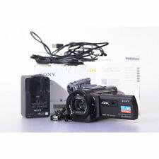 Sony Handycam FDR-AXP33 - 4K Camcorder mit Zeiss Objektiv - Videokamera