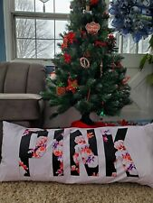 SOLD OUT Victoria's Secret Pink Long Body Pillow NEW LIMITED EDITION COMFY