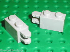 2 x LEGO MdStone Hinge Brick Locking 30540 / Set 4754 75103 7785 7994 10195 7709