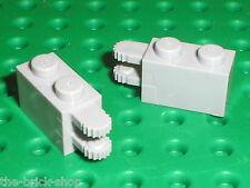 2 x LEGO MdStone Hinge Brick Locking 30540 / Set 4754 75103 7785 7994 10195 7709