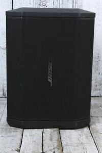 Bose S1 Pro System All In One Portable PA Speaker System w Rechargeable Battery