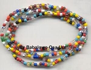 Ileke Osain Already Blessed , Collar Osanyin Consagrado, Necklace, Ifa, Santeria