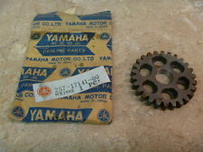 Yamaha JT1 JT2 JT2MX NOS OEM Main Shaft Trans. 4th Pinion Gear 1971-72 #SH-BX3