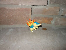 Pokemon Jakks Cyndaquil figure