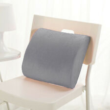 Memory Foam Lumbar Cushion Car Seat Home Office Chair Back Support for Your Love