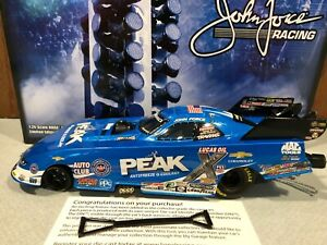 2016 Action John Force PEAK Funny Car 1/24 RaceStation 1 of 225