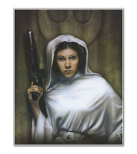 Star Wars Princess Leia A New Hope Carrie Fisher 16x20 Poster Giclee Wall Print
